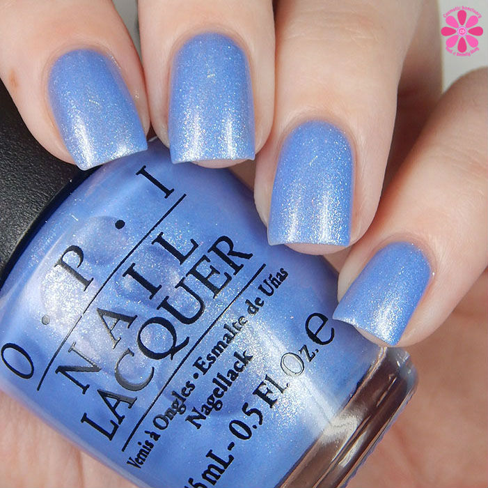 OPI Spring 2016 New Orleans Collection Review & Giveaway | Show Us Your Tips! Swatch