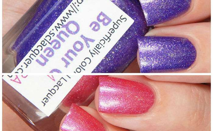 Superficially Colorful Lacquer Treat Yourself Set