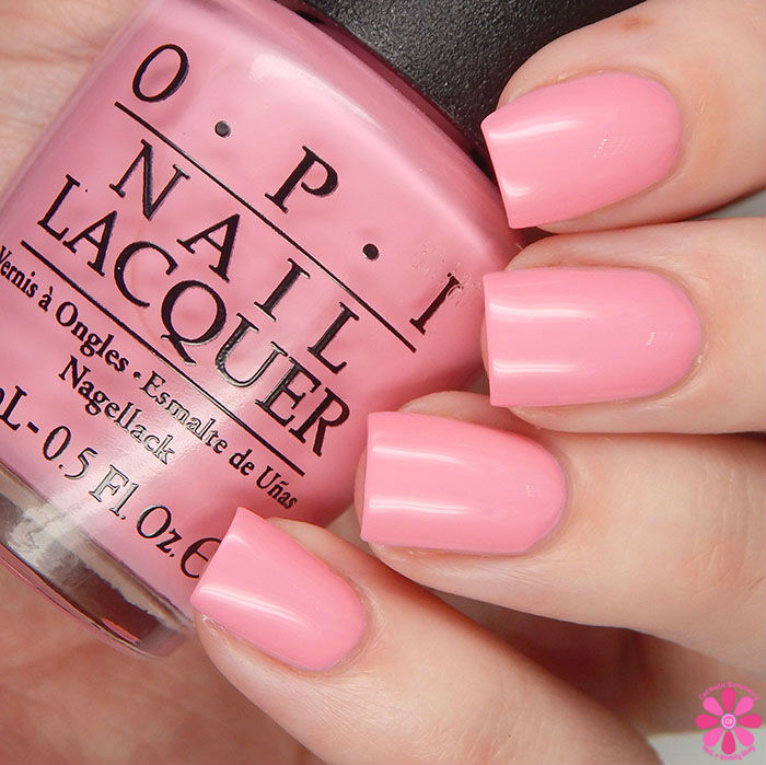 OPI Spring 2016 New Orleans Collection Review & Giveaway | Suzi Nails New Orleans Swatch