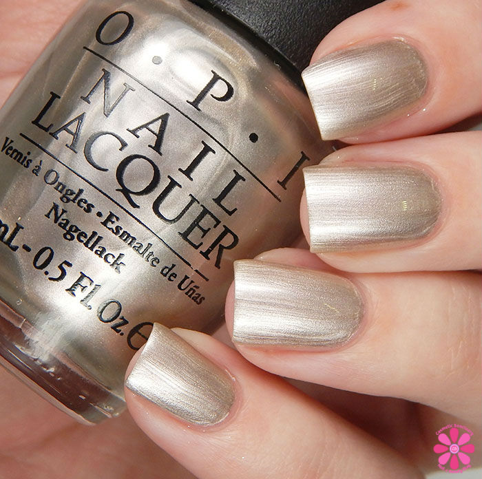 OPI Spring 2016 New Orleans Collection Review & Giveaway | Take A Right On Bourbon Swatch
