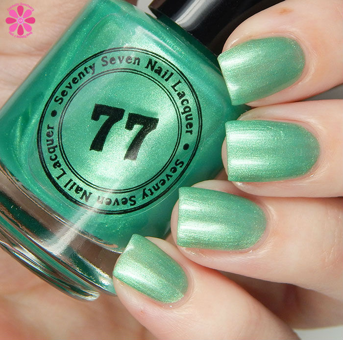 77 Nail Lacquer Don't Eat That
