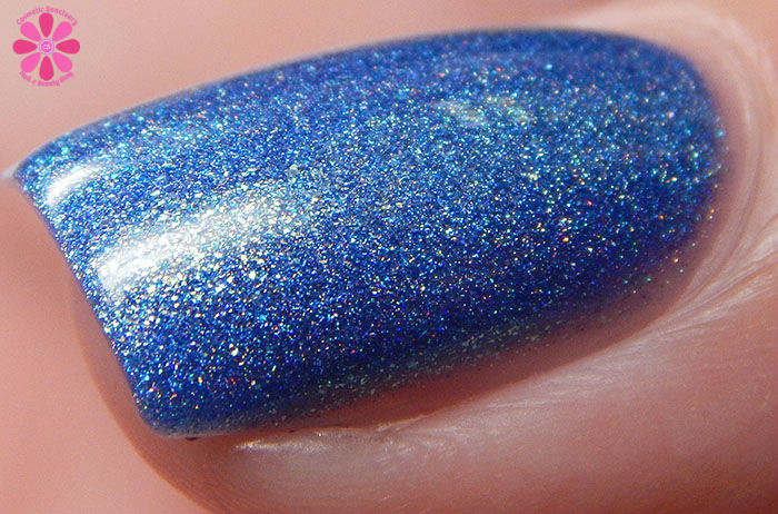 Darling Diva Polish April 2016 A Box Indied There's No Crying In Baseball Side