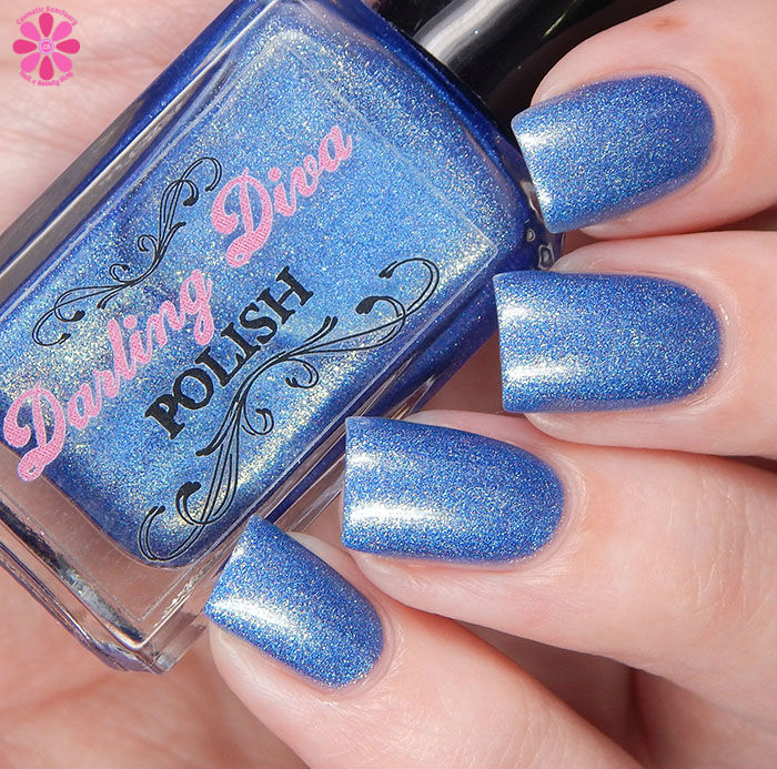 Darling Diva Polish April 2016 A Box Indied There's No Crying In Baseball