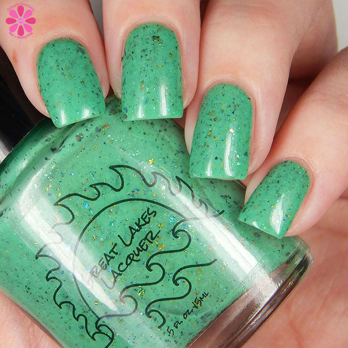 Great Lakes Lacquer April 2016 A Box Indied If You Swatch It They Will Come Up