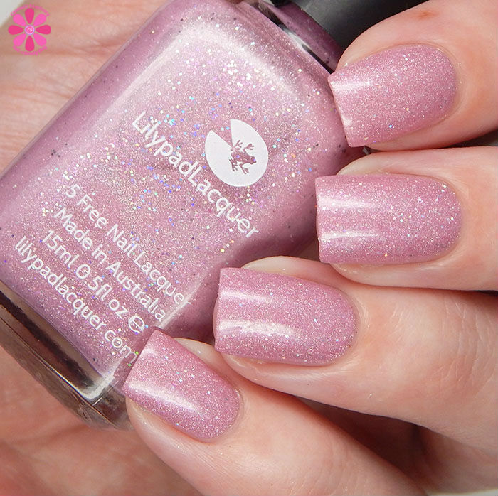 Lilypad Lacquer Raindrops On Roses