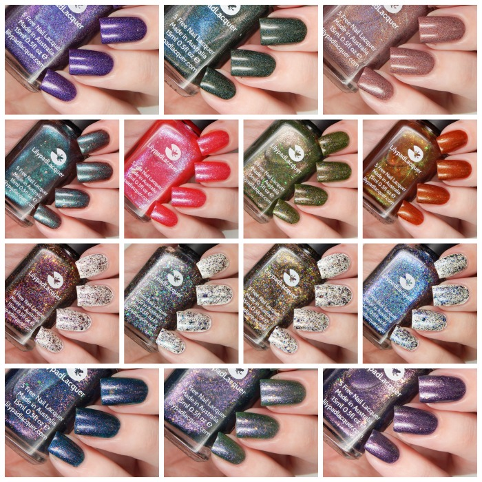 Lilypad Lacquer Swatch