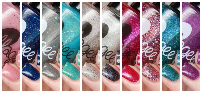 ellagee Three Years of Sparkle Collection