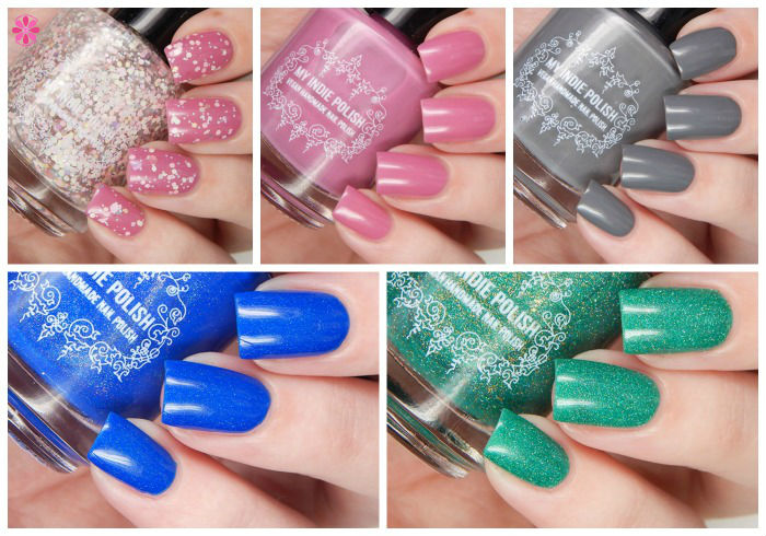 My Indie Polish Spring Collection Overview