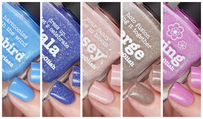 piCture pOlish Spring 2016 Releases