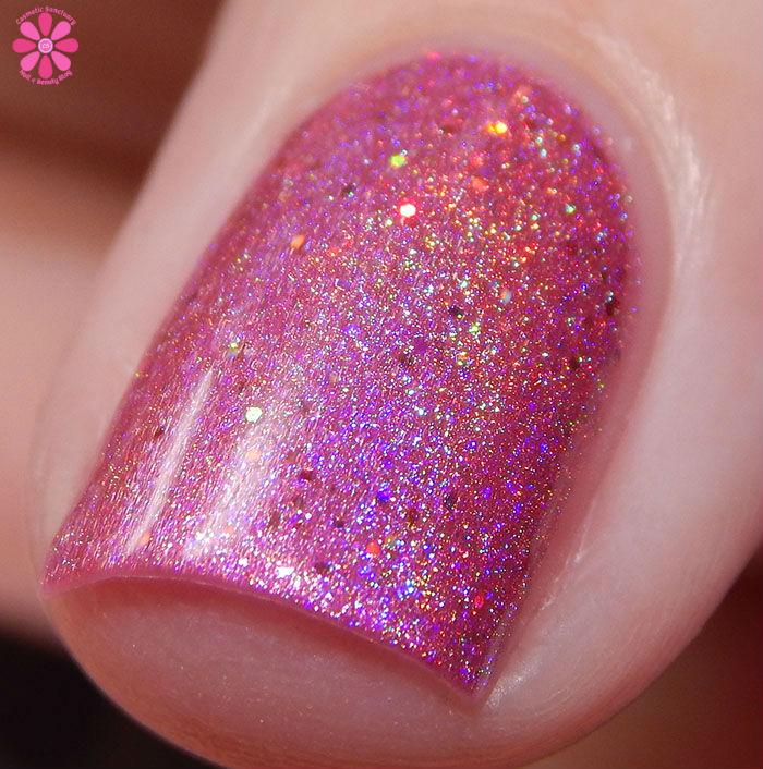 Pretty In Pink flash