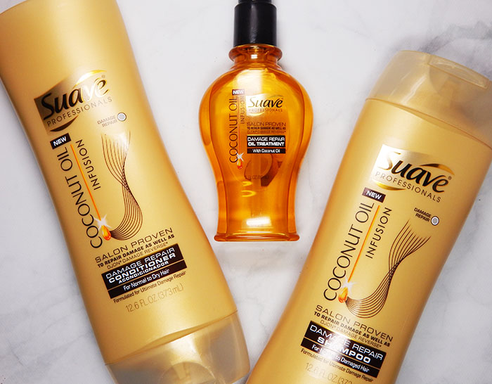 Repair Your Damaged Hair and Become A #SuaveBeliever