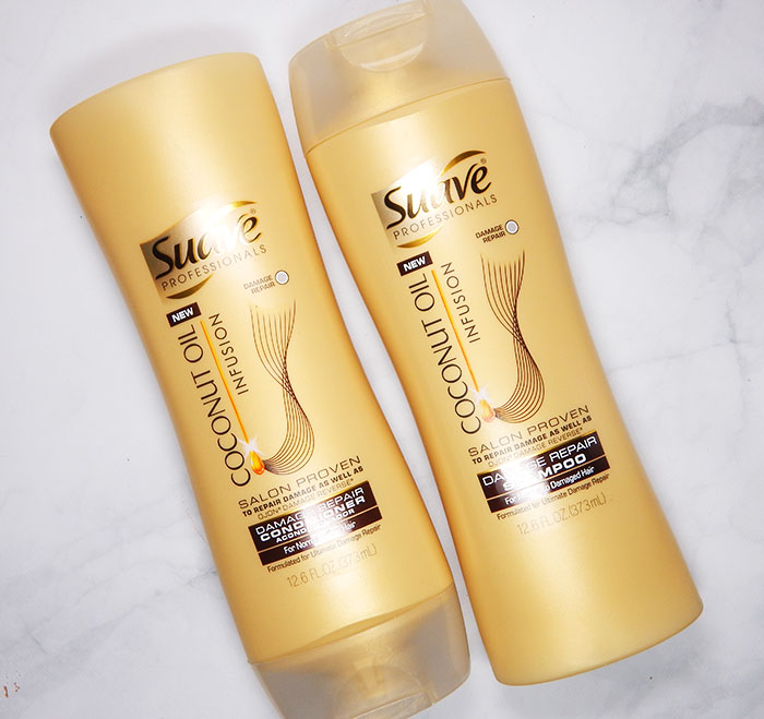 Suave Coconut Oil Infusion SHampoo and Conditioner