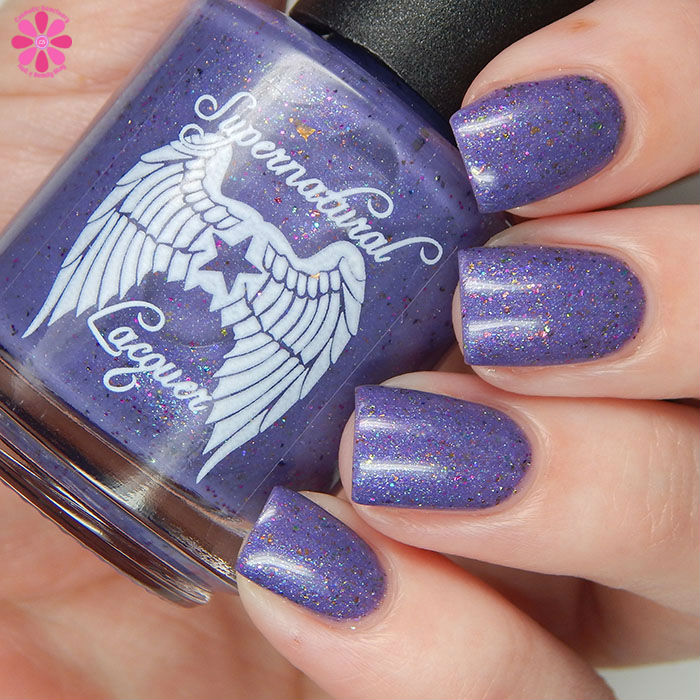 Supernatural Lacquer Where's The Pie