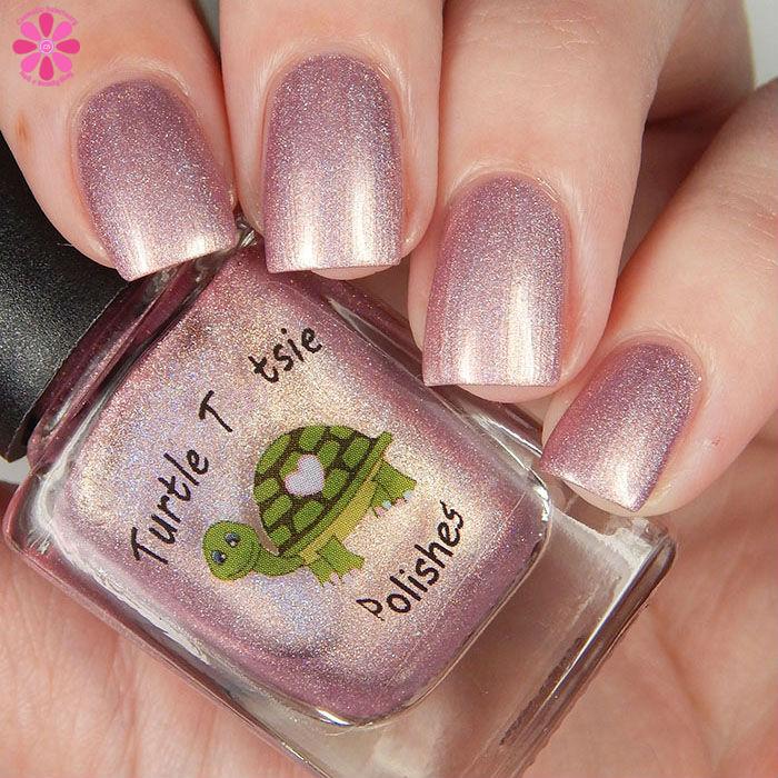Turtle Tootsie Polish Ahh Alone Time Up
