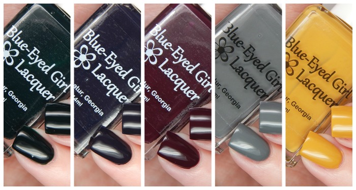 Blue Eyed Girl Lacquer Foux du Fafa Collection