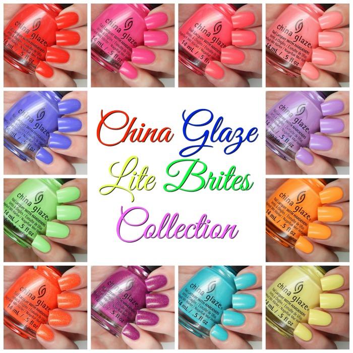 China Glaze Lite Brites collection Main