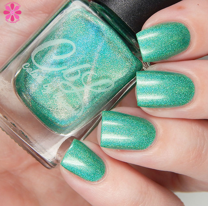 Colors by Llarowe Mint Julep