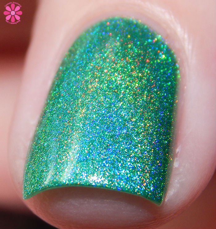 Colors by Llarowe Mint Julep Flash