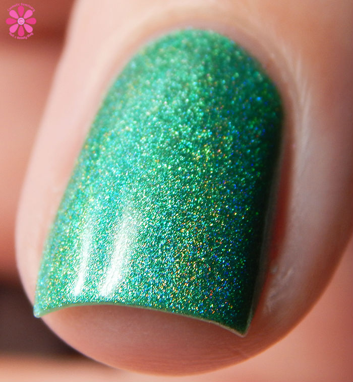 Colors by Llarowe Mint Julep Front