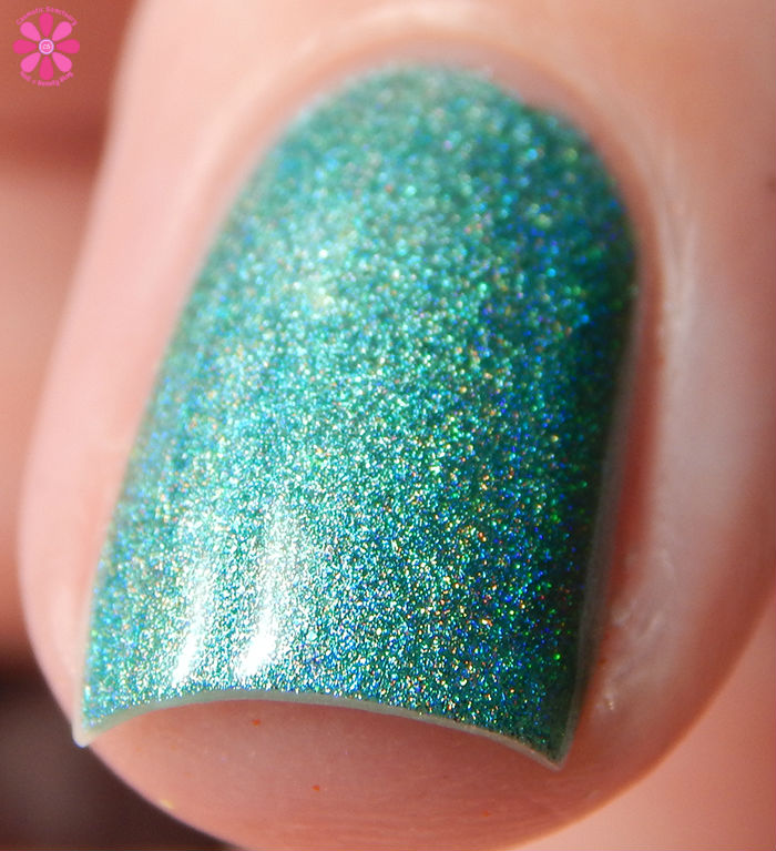 Cupcake Polish From Cancun With Love Front