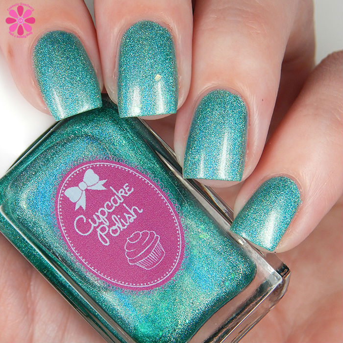 Cupcake Polish From Cancun With Love Up