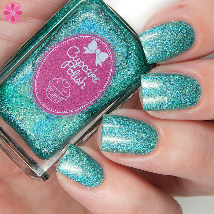 Cupcake Polish From Cancun With Love
