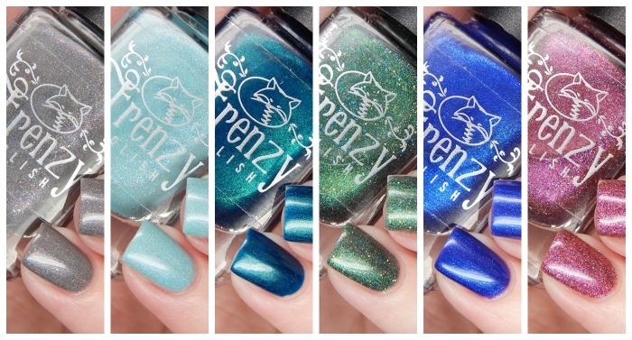 Frenzy Polish Enigma Collection