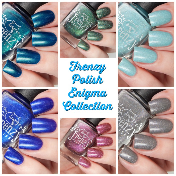 Frenzy Polish Enigma Collection Main