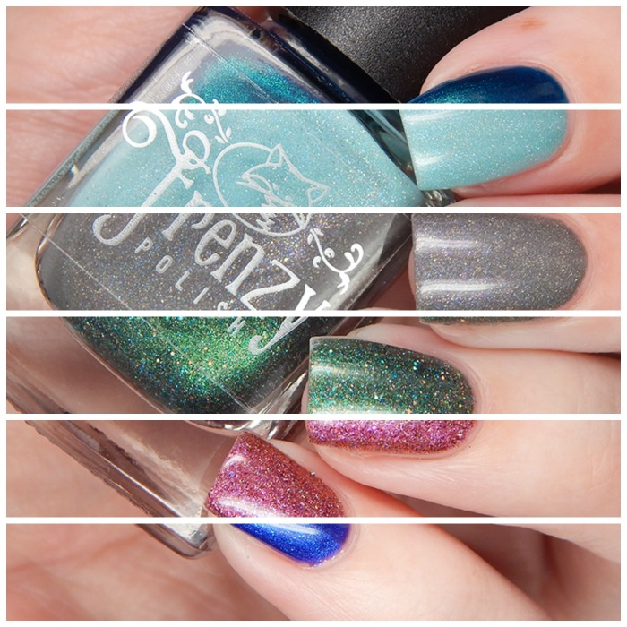 Frenzy Polish Enigma Collection Split Image