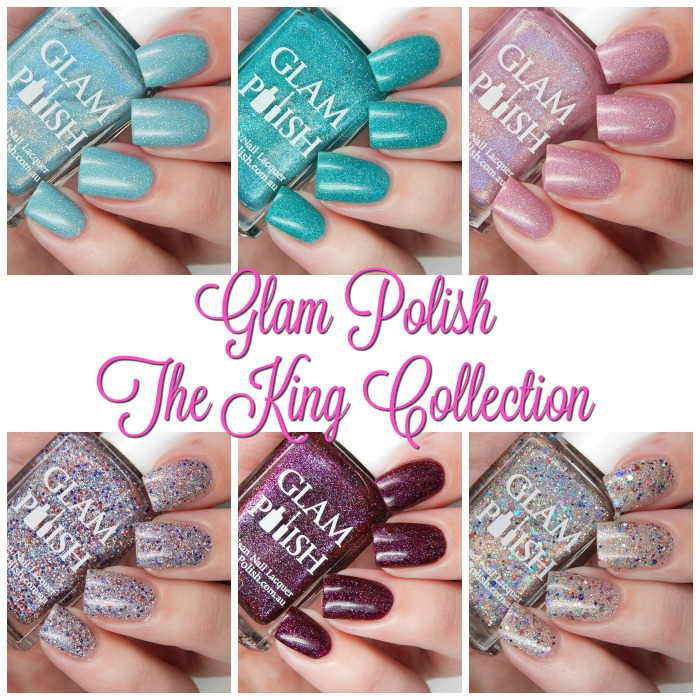 Glam Polish The King Collection Main