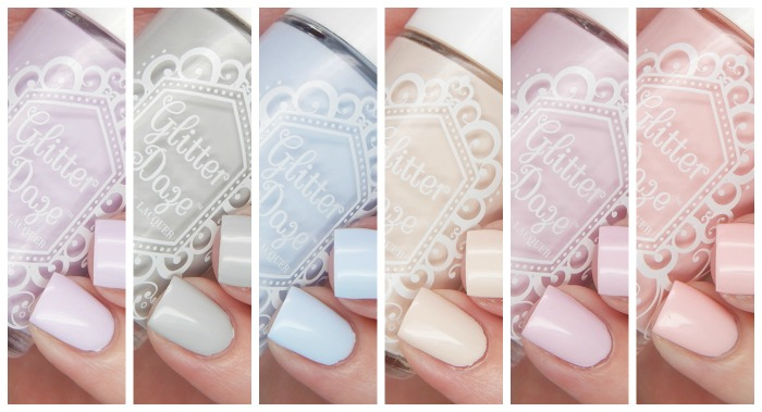 GlitterDaze Cloud 9 Collection
