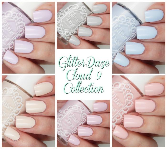 GlitterDaze Cloud 9 Collection Main