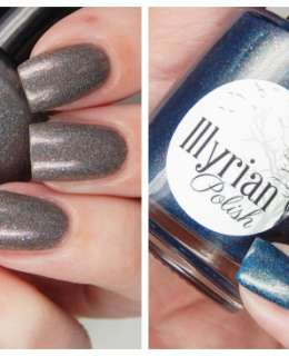 Illyrian Polish Color4Nails Exclusive Duo Cover