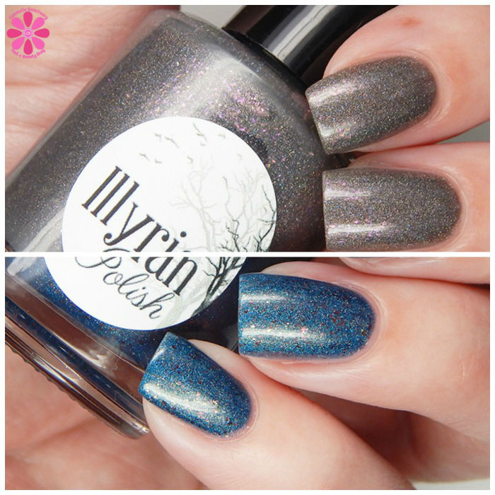 Illyrian Polish Color4Nails Exclusive Duo Split Image