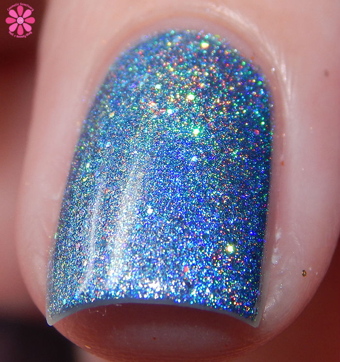 Painted Polish From London With Love Flash
