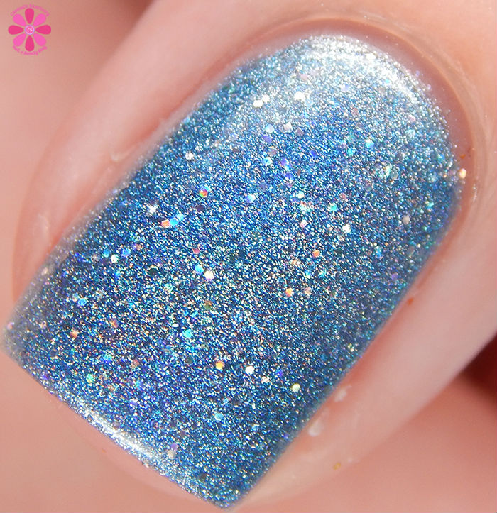 Painted Polish From London With Love Macro