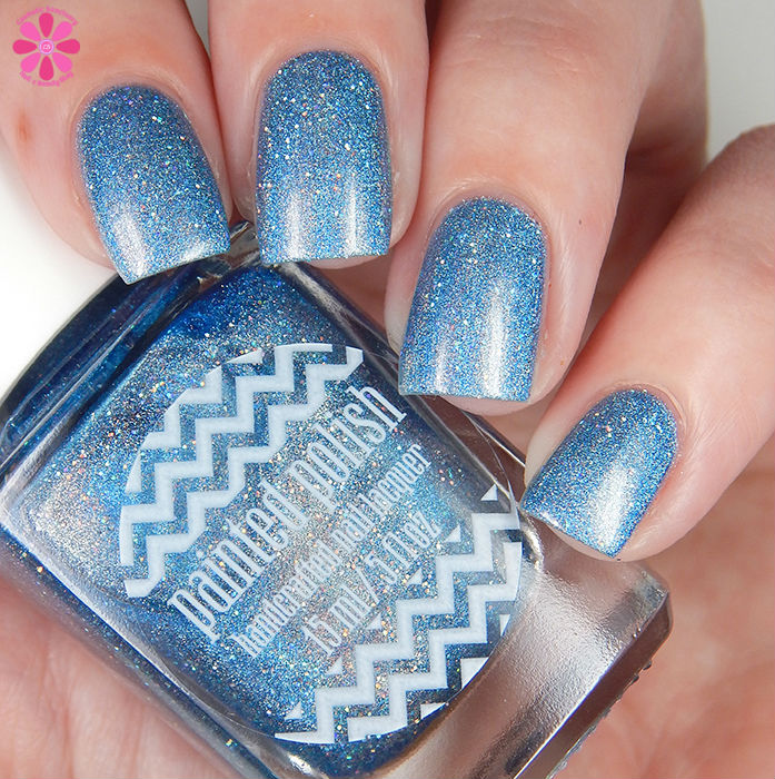 Painted Polish From London With Love Up