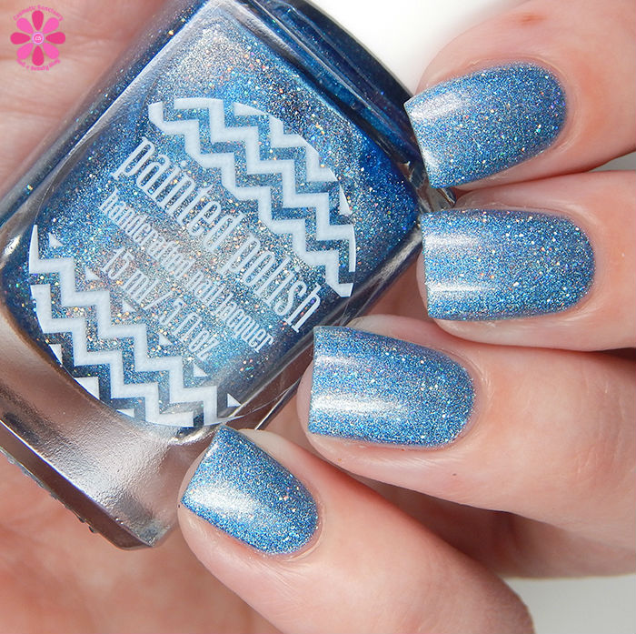 Painted Polish From London With Love