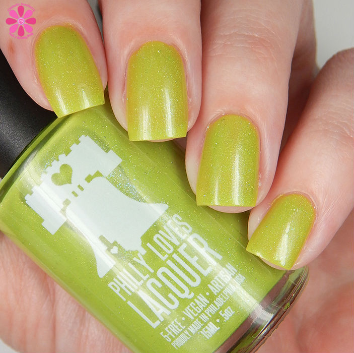 Philly Loves Lacquer Char True To My Heart Up - Cosmetic Sanctuary