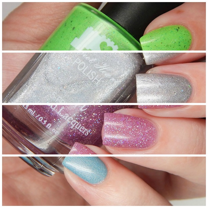 April 2016 Addicted To Holos Box Overview