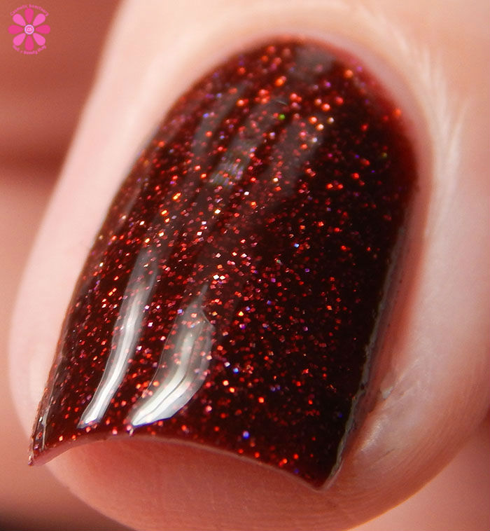 Grace-full Nail Polish Vampire Collection Revamped Swatches