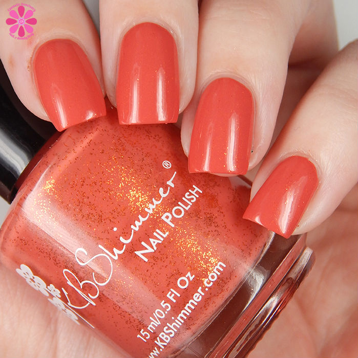 A Box Indied June 2016 KBShimmer A Blazing Down