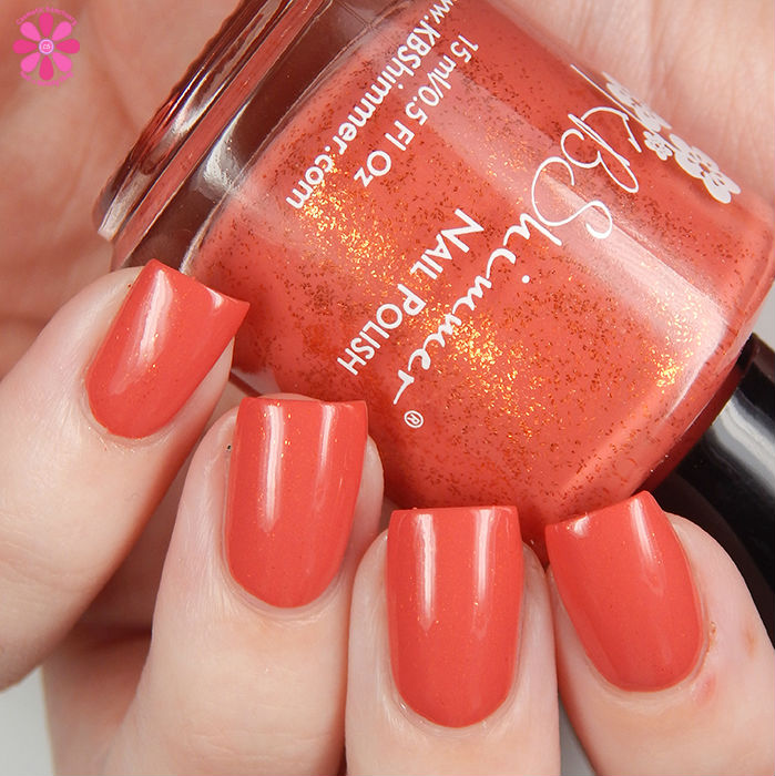 A Box Indied June 2016 KBShimmer A Blazing Up