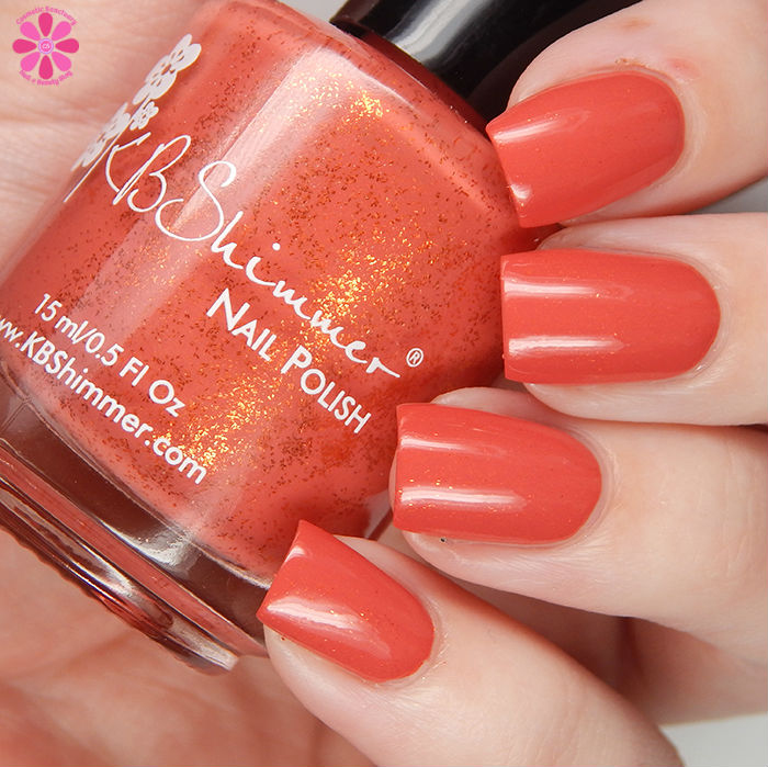 A Box Indied June 2016 KBShimmer A Blazing