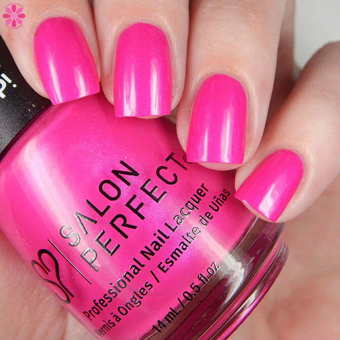 Salon Perfect Summer 2016 Neon POP! Collection Back To The Fuchsia