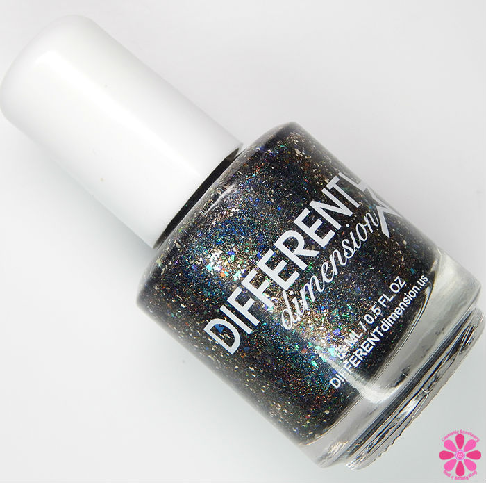 DIFFERENT dimension Magic Mirror Swatches and Review