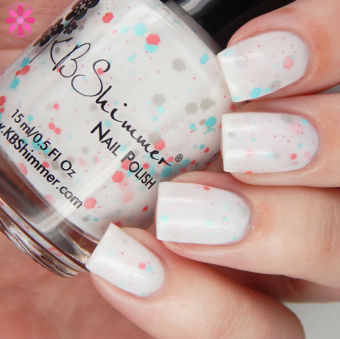 KBShimmer Summer 2016 Collection Don't Play Koi Swatch