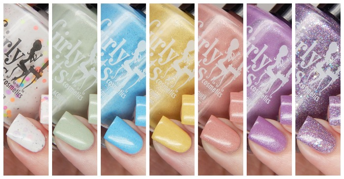 Girly Bits Spring 2016 Sweet Nothings Collection