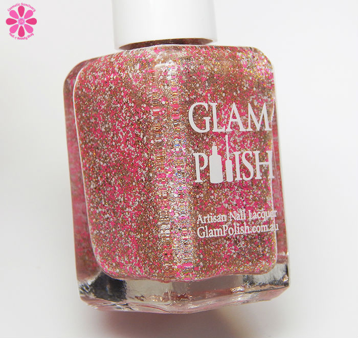 Glam Polish Lanikai Dreaming Bottle