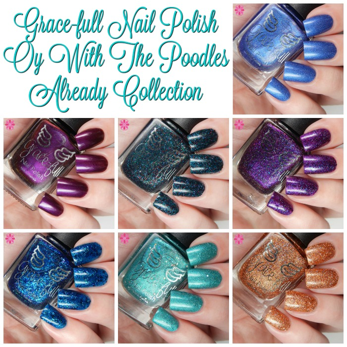 Gracefull Nail Polish Oy With the Poodles Already Main